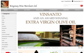 Kingsway Wine Merchant Ltd